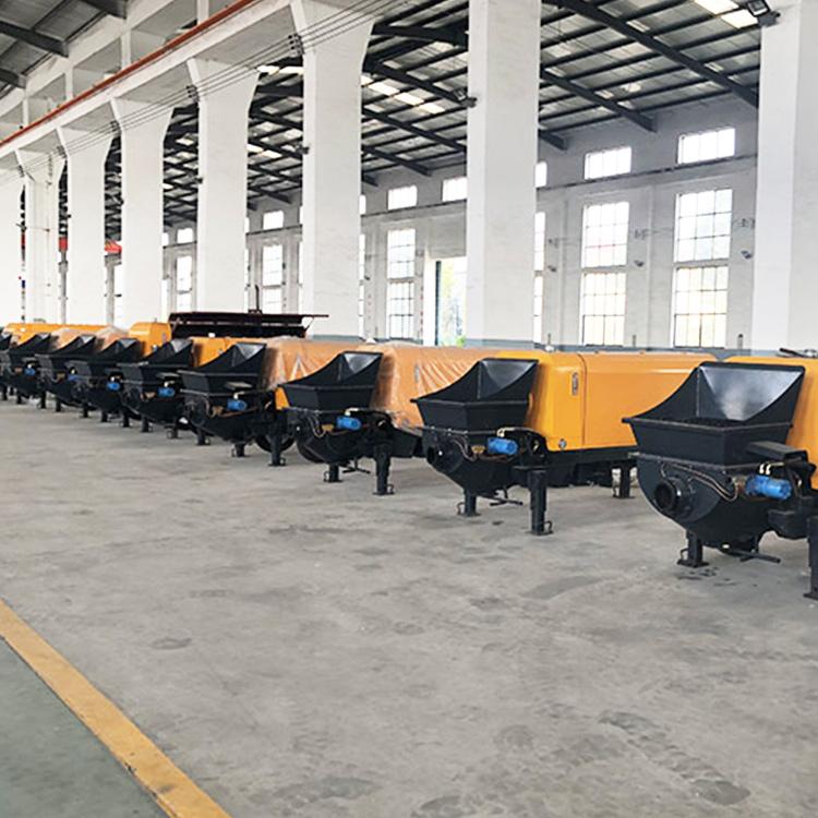60型混凝土输送泵 供应60型混凝土输送泵 中拓机械