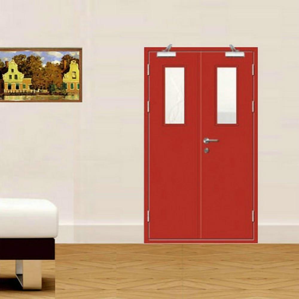 定制普通木质门直销 普通木质门费用 南粤防火门窗