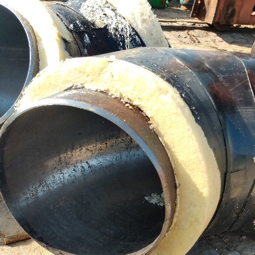 直埋蒸汽复合保温管 预制直埋复合保温管 塑料直埋保温管