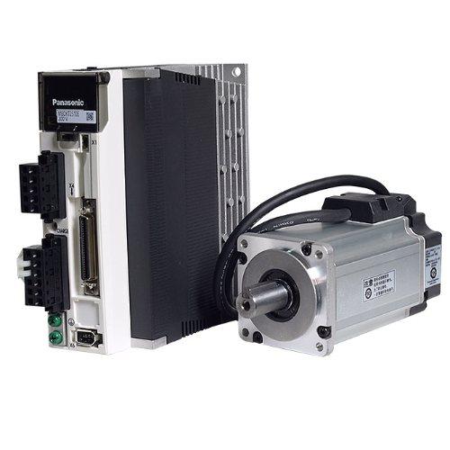 松下伺服电机A5减速机和伺服电机工作原理 伺服减速机
