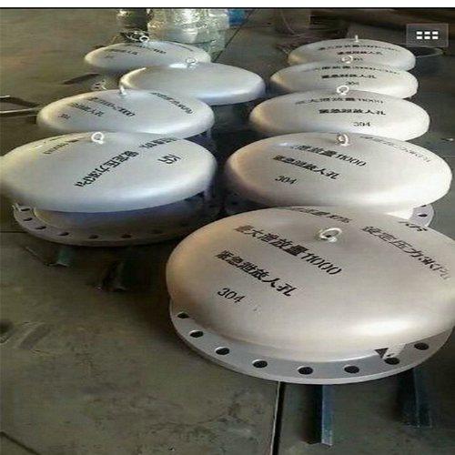 淦升 厂家加工锅炉人孔耐高温压码 生产锅炉人孔批发