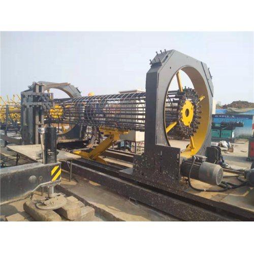 自动化钢筯笼加工机报价 路建 自动化钢筯笼加工机厂商