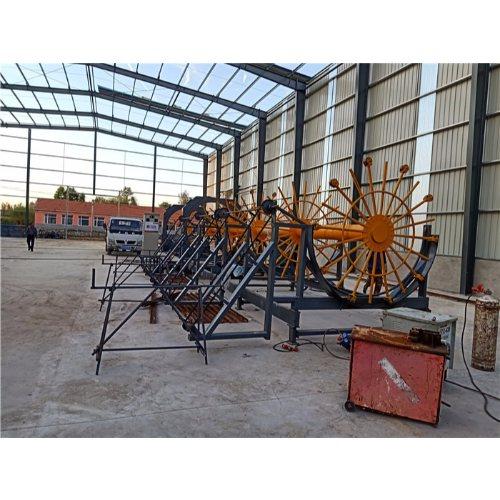 小型钢筋笼加工机出售 墩柱钢筋笼加工机报价 路建