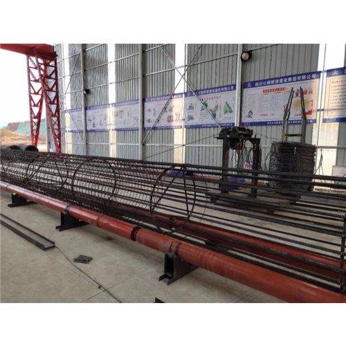 半自动笼加工设备厂商 路建机械 小型笼加工设备批发