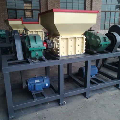 剪切式废钢破碎机公司 鼎诺机械 剪切式废钢破碎机粉碎设备