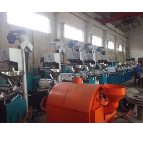 鼎诺机械 小型热榨榨油机实力企业 不锈钢热榨榨油机产量