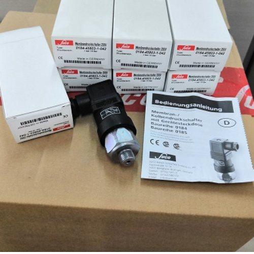 tecsis压力继电器 德国suco tecsis紧凑型压力继电器代理