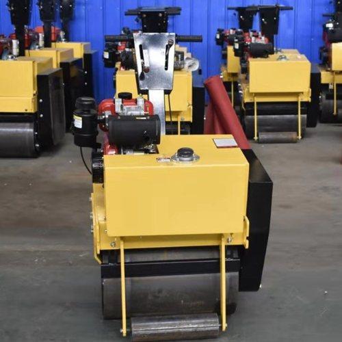 工程小型压路机 双钢轮小型压路机图片 源工 3吨小型压路机操作