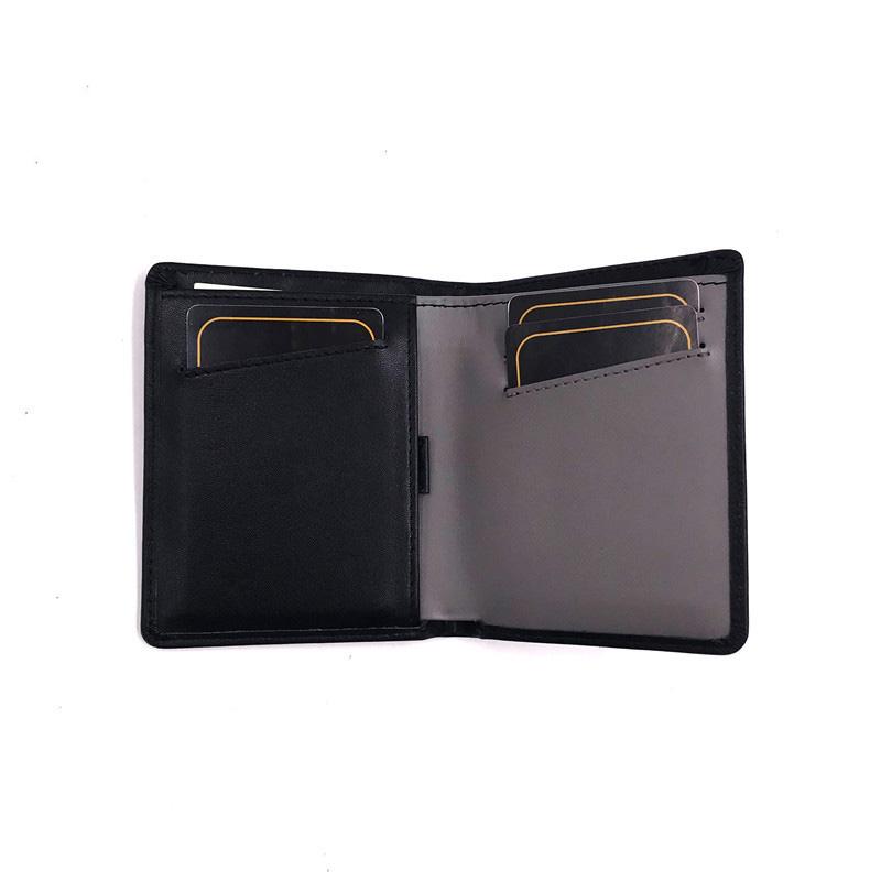 厂家热销真皮时尚撞色男士卡包可印logo 东莞礼品公司企业商务定制真皮多卡位卡包
