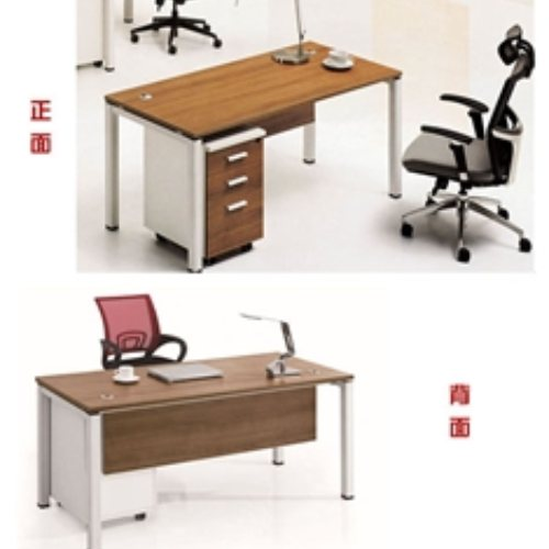 油漆屏风员工桌生产 致美 公司屏风员工桌生产