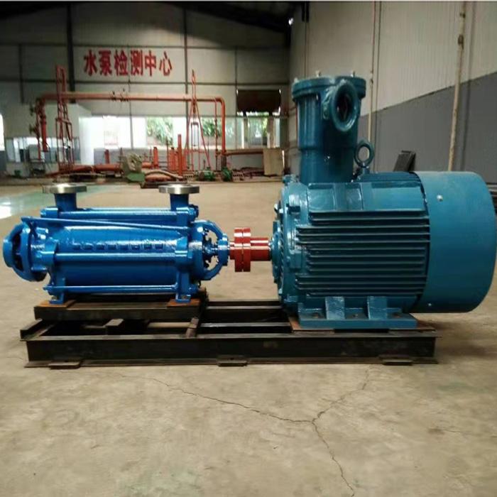 高扬程多级泵增压泵 耐磨多级泵增压泵 安海泵业