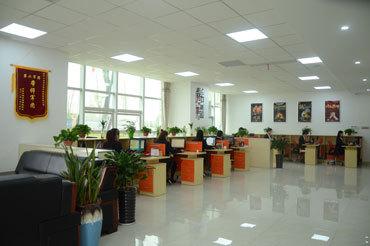 茶叶铁盒厂办公区域