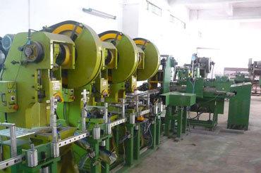 茶叶铁盒自动生产线