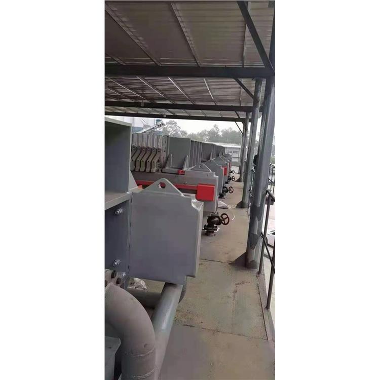 污泥脱水带式压滤机