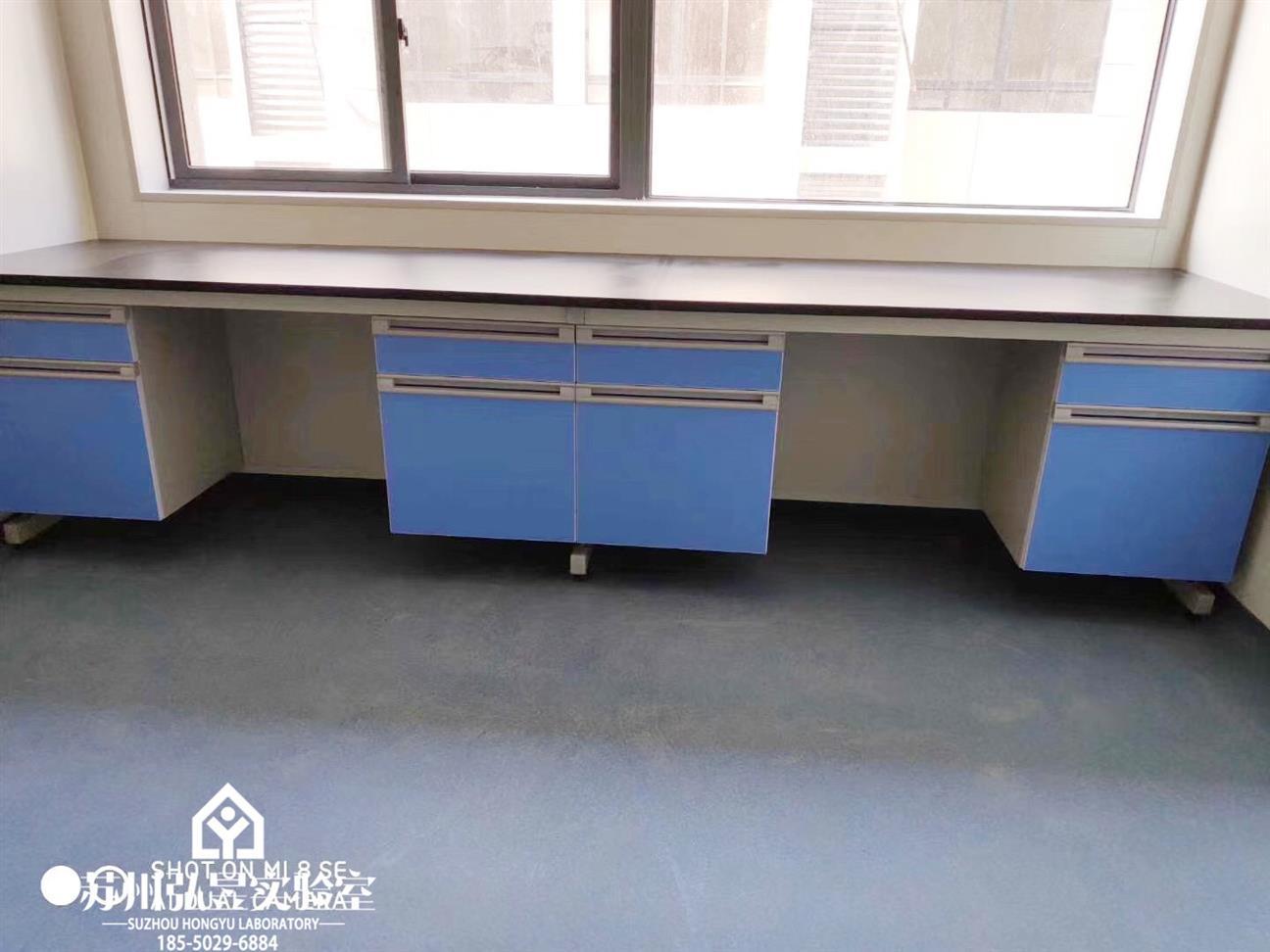 延安第三方检测实验室台面通风柜生产厂家 工作台台面 制造工艺优