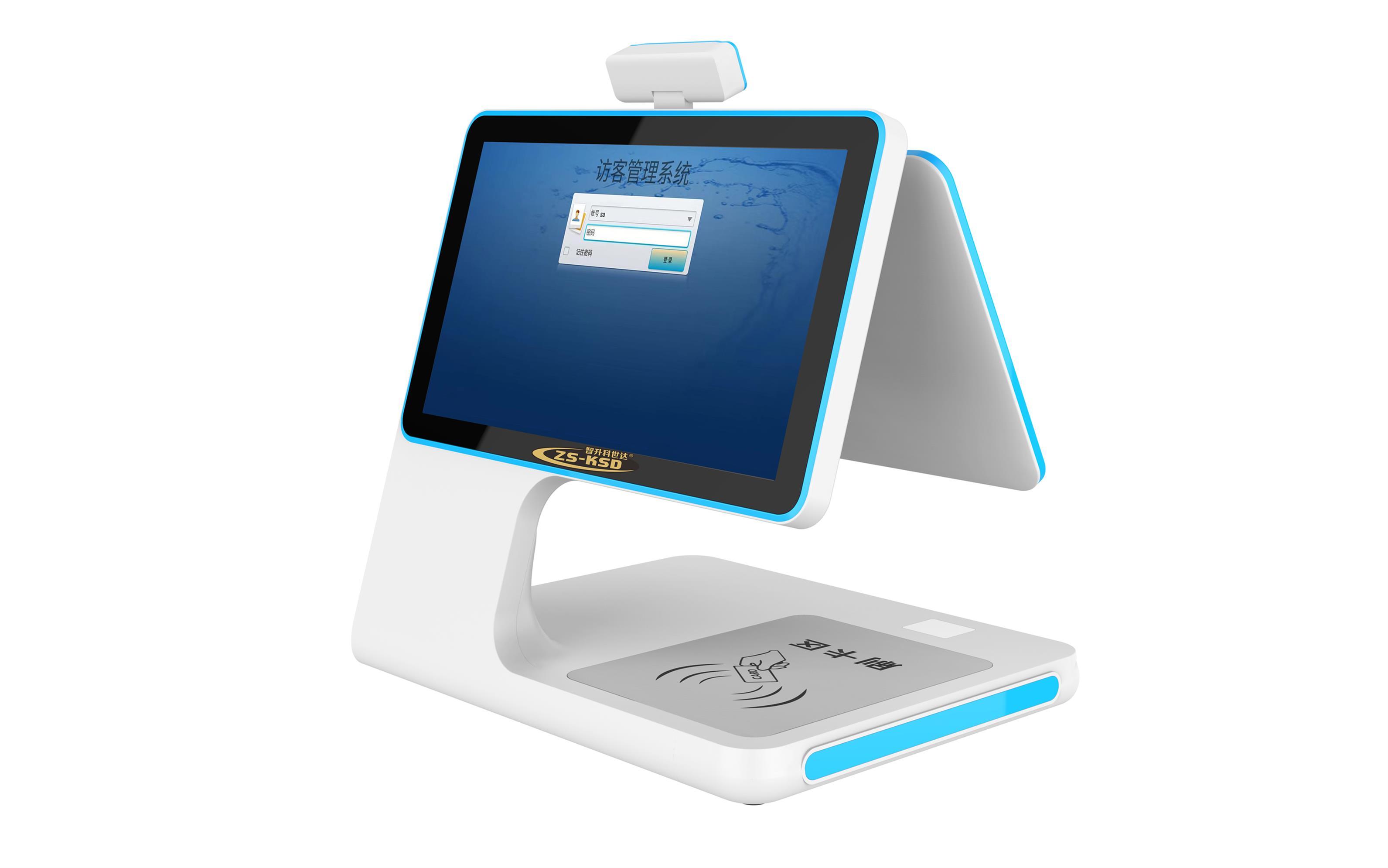 智能双屏一体机 安卓双屏机 功能齐全