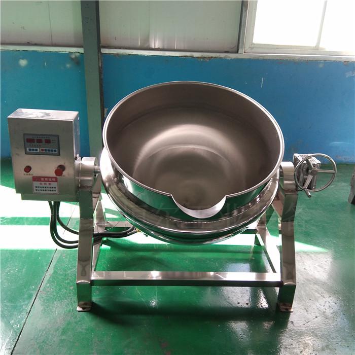 熬汤炒锅多少钱 多功能炒锅多少钱 山东恒尔工业装备