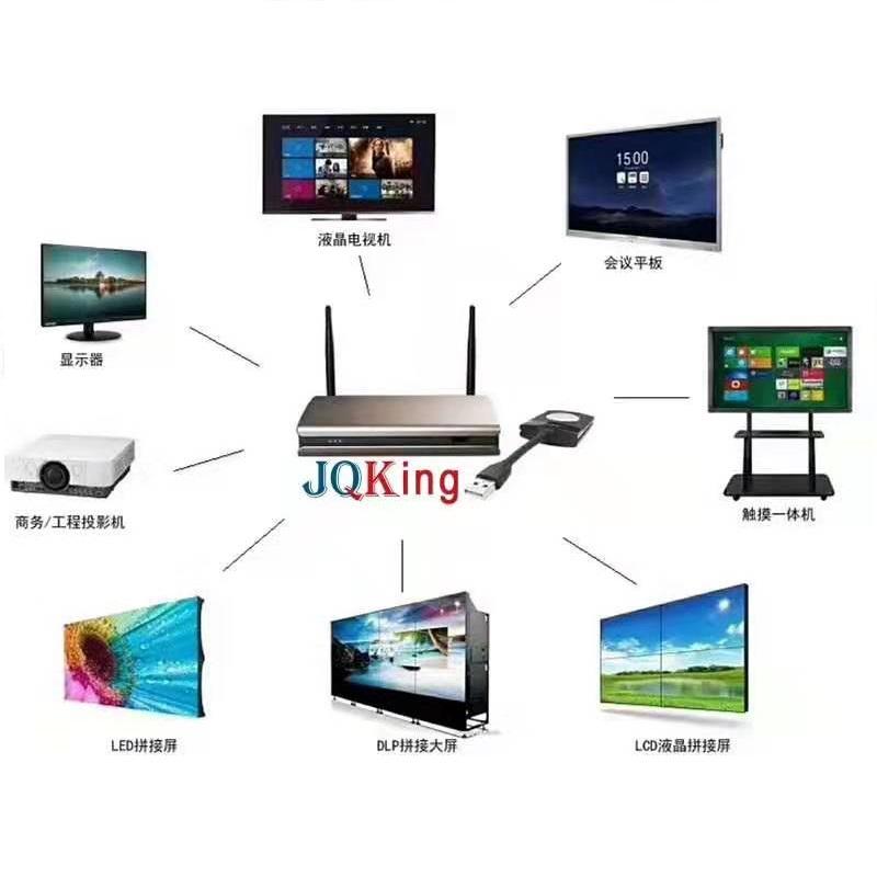 投影器定制 JQKing启劲科技 手机投影器带音频 HDMI投影器定制