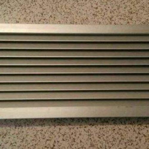 铝合金百叶风口品质保障 百叶风口品质保障 山东傲中空调设备