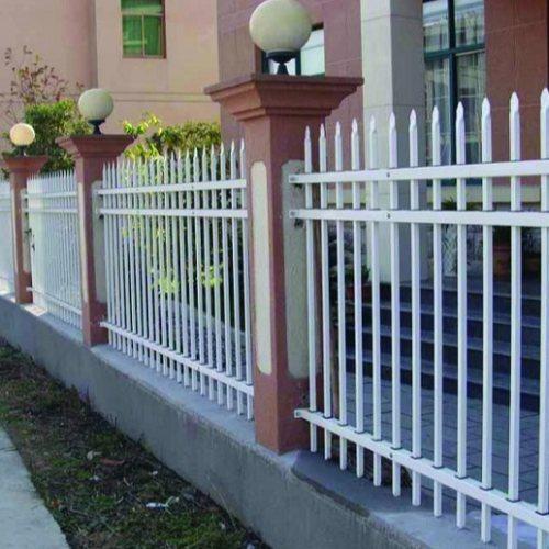 铁艺栅栏 不锈钢栅栏优惠 铝艺栅栏工厂直供 晶久