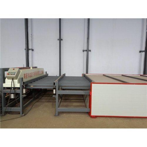 台湾全自动拼板机供应商 指接板全自动拼板机销售 连意环保