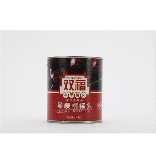 糖水黑樱桃罐头销售-糖水黑樱桃罐头品牌-青州双福