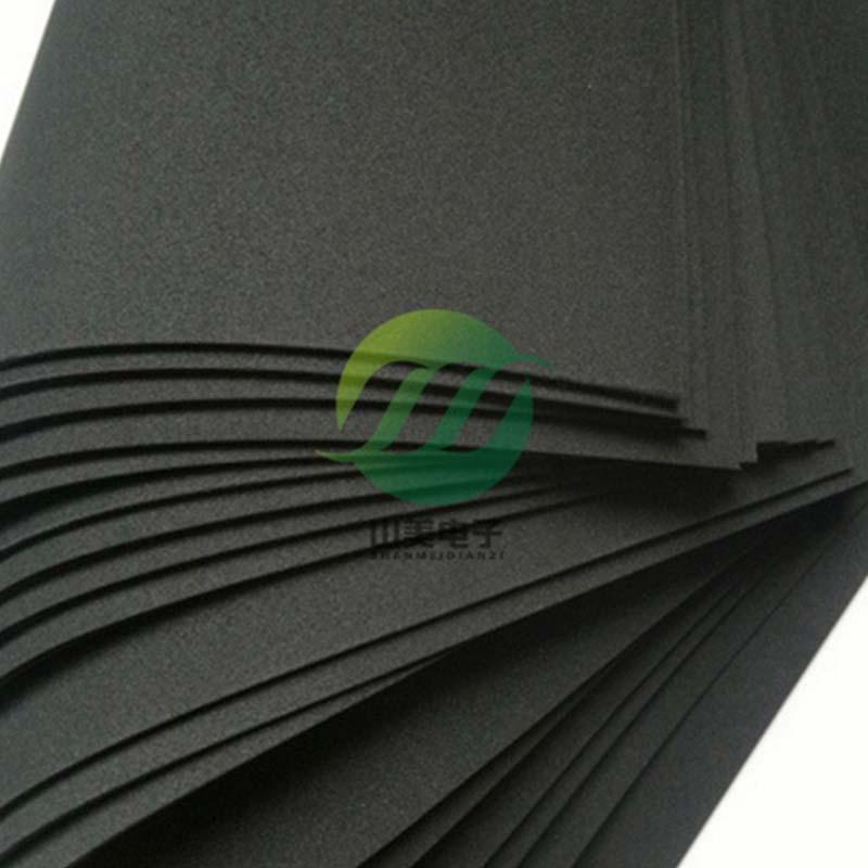 东丽PEF海棉 EVA板材 黑色PEF发泡材料 防震eva泡棉