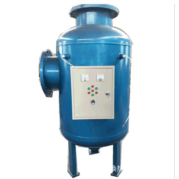 旭辉 多相全程水处理设备型号 物化全程水处理设备产地