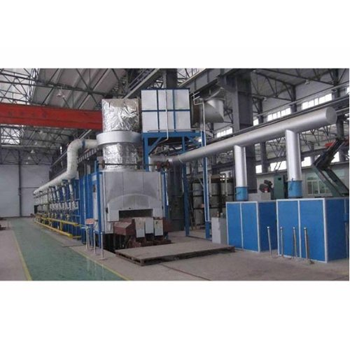 璐广电炉 选购台车式燃气炉 台车式燃气炉供应商