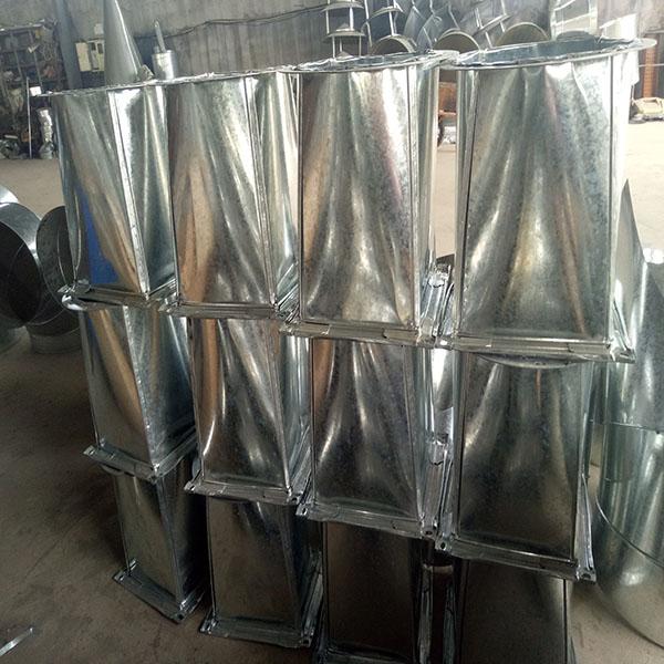 镀锌通风管道加工厂 镀锌通风管道供应商 佳工环保