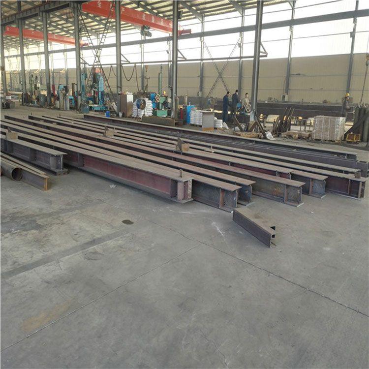 首钢箱型梁规格 箱型梁 浩泽钢材 日钢口型柱