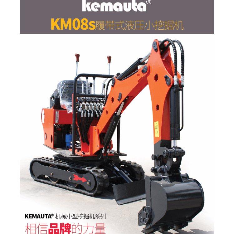 克玛达 全新小型挖掘机 全新小型挖掘机供应