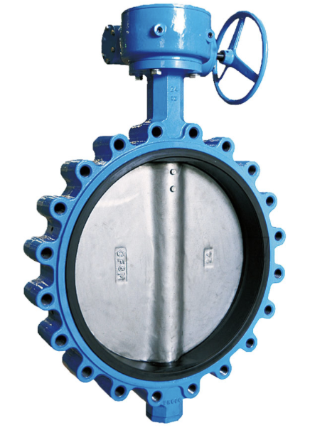 Gear Lug Type butterfly valve ALSO USA