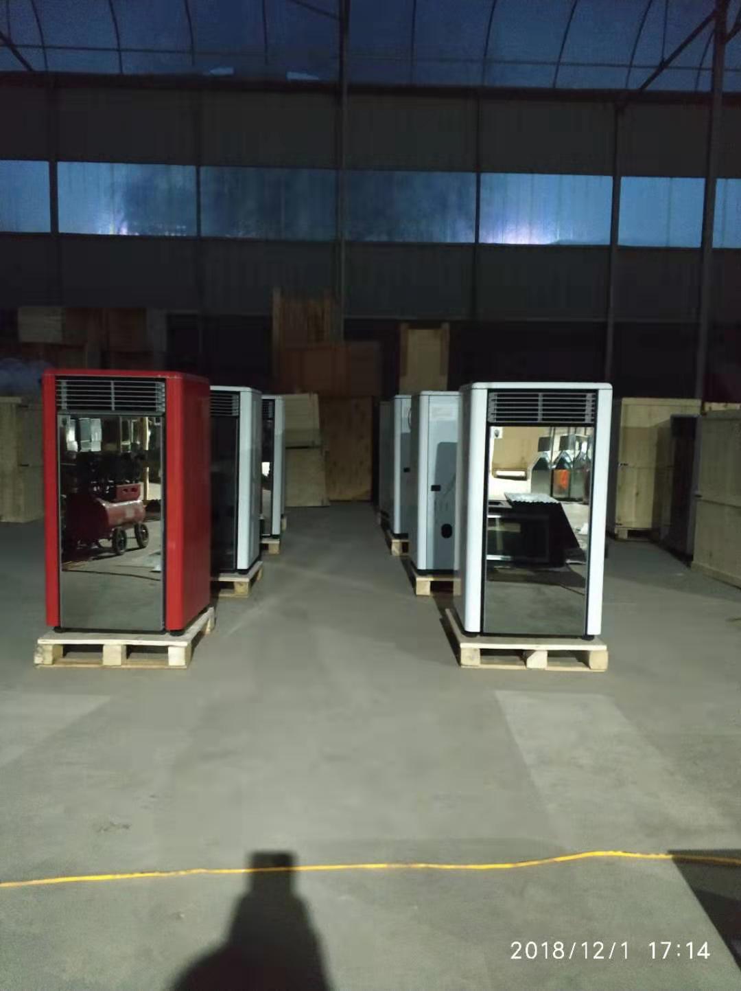 毕节环保颗粒暖风炉价格 生物质颗粒取暖炉 比空调更省电