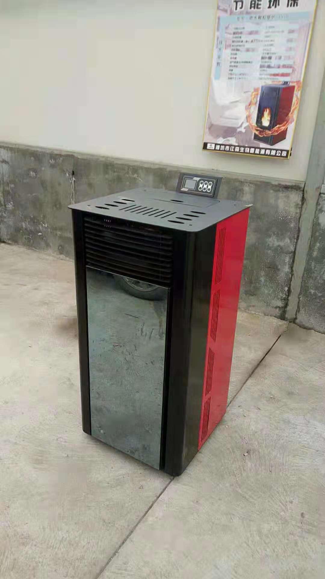 廊坊全自动颗粒真火壁炉报价 生物质颗粒取暖炉 精心设计