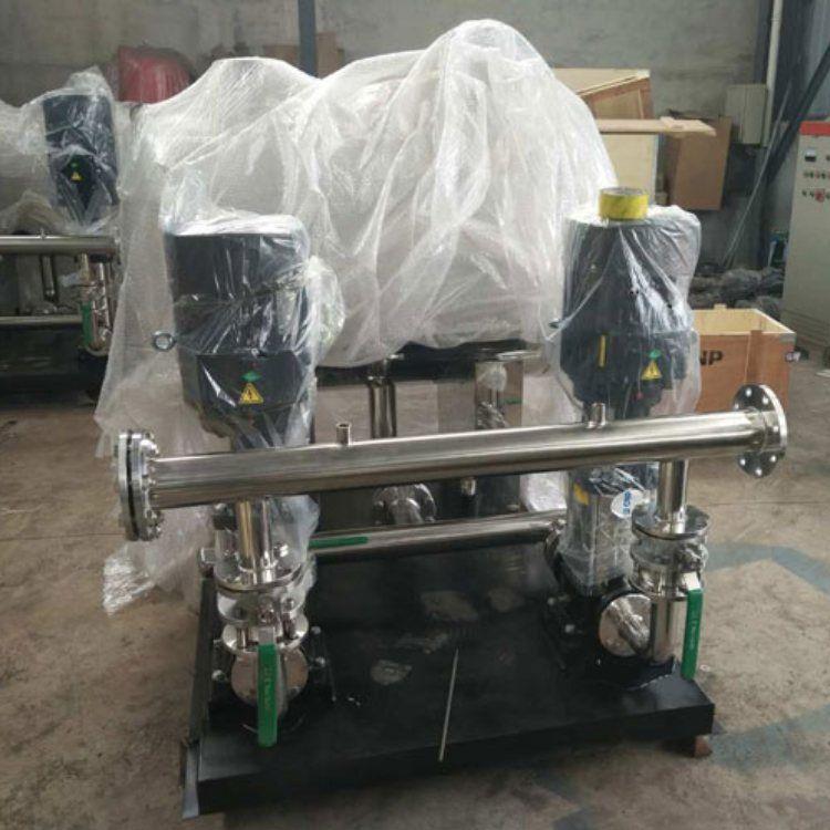 旭辉 变频供水机组生产厂家 全自动变频供水机组厂家