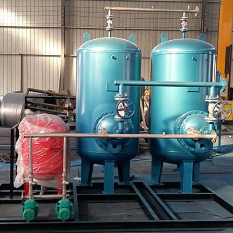 浮动盘管换热器厂家直销 旭辉 立式浮动盘管换热器厂家定制