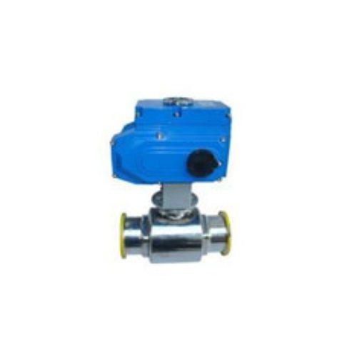 小型电动阀类型 鲁阀阀门 新型电动阀原理 小型电动阀维护