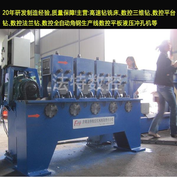 钢板校直机生产商 角钢校直机报价 滚轮校直机定做 法特数控
