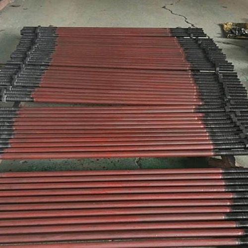 矿井轨距拉杆规格齐全 铁轨轨距拉杆加工 山桥工务器材