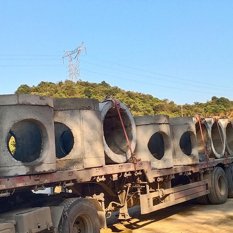 厂家直销检查井下水道井盖 钢筋混凝土化粪池检查井 成品排水沟加工厂家