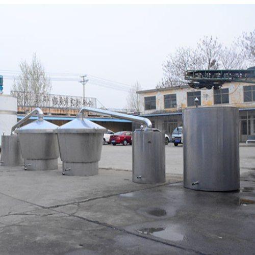 500斤酿酒设备 小型酿酒设备 酒厂酿酒设备报价 久鼎