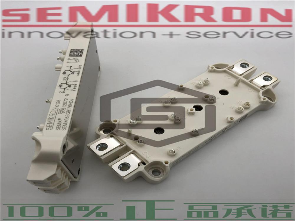 供应 赛米控SEMiX453GB17E4s-SEMiX603GAL066HDs全新模块
