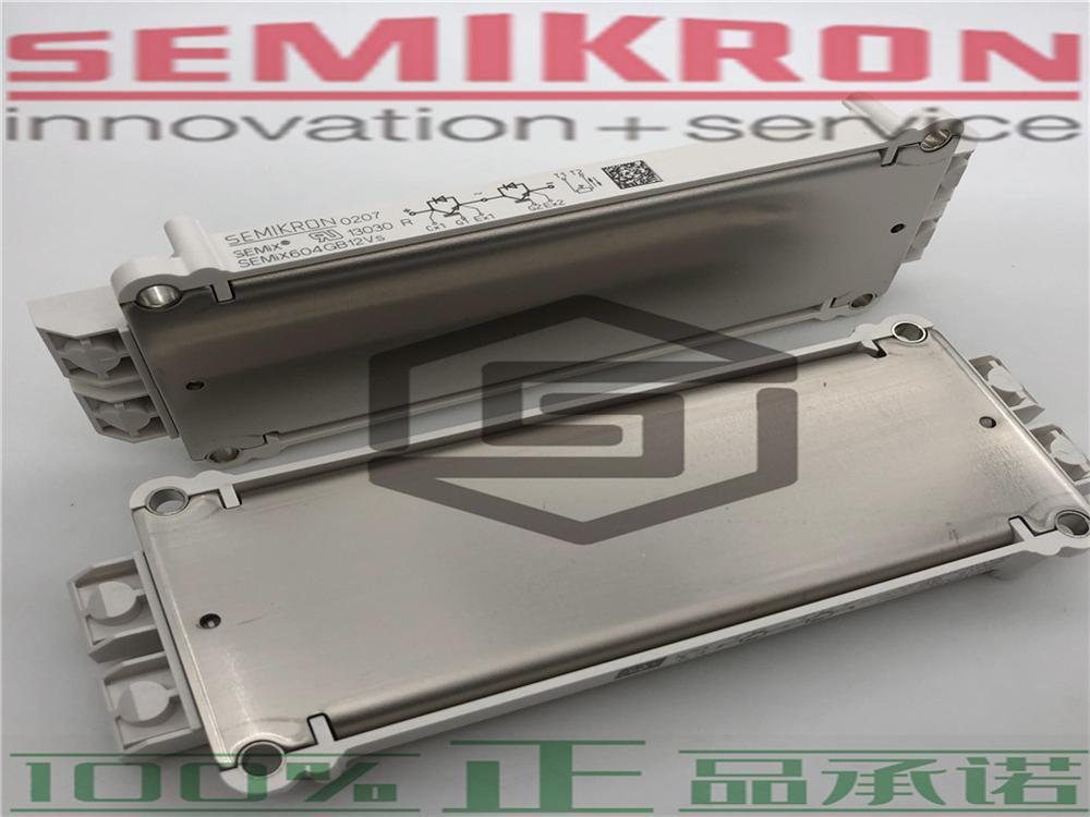 供应 赛米控原装进口SEMiX453GD176HDc-SEMiX453GB12Vs全新模块