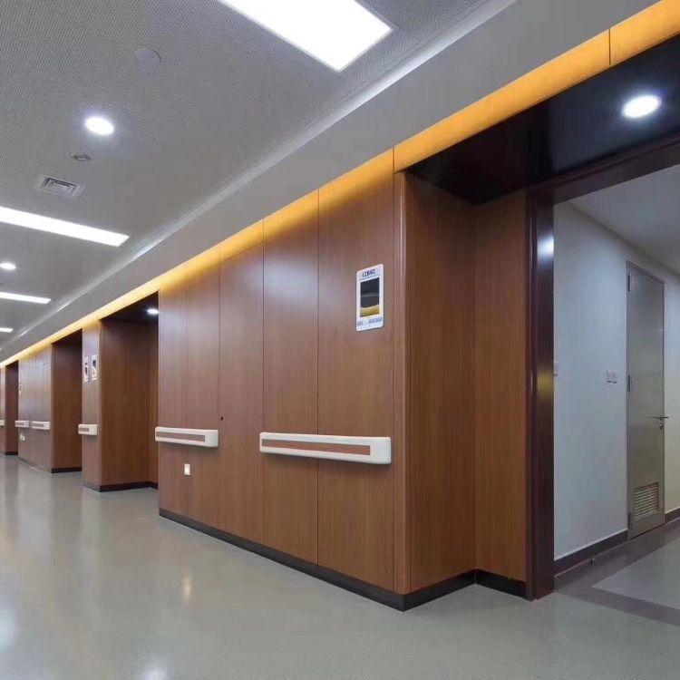 三甲医院抗菌挂墙板,医疗抗菌板,抗倍特挂墙板,医用护墙板