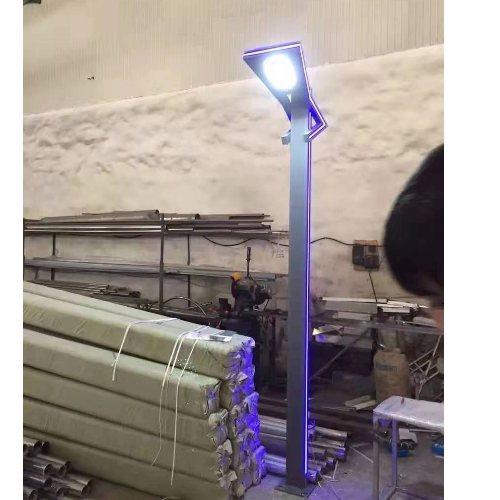 一体化太阳能路灯专业生产 新农村太阳能路灯厂价直销 玉盛