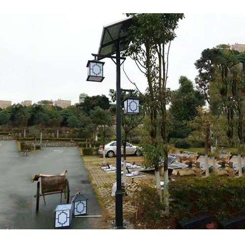 玉盛 中式太阳能庭院灯推荐 LED太阳能庭院灯订制