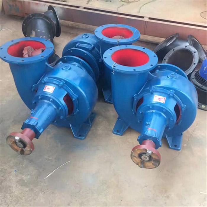 混流泵参数 工业混流泵报价 双润 铸铁混流泵型号