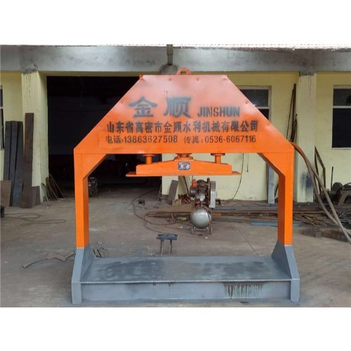 自动化U型槽设备批发 水渠U型槽设备视频 金顺