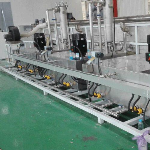 通过式高压喷淋清洗机 北京高压喷淋清洗机供应 亚世特